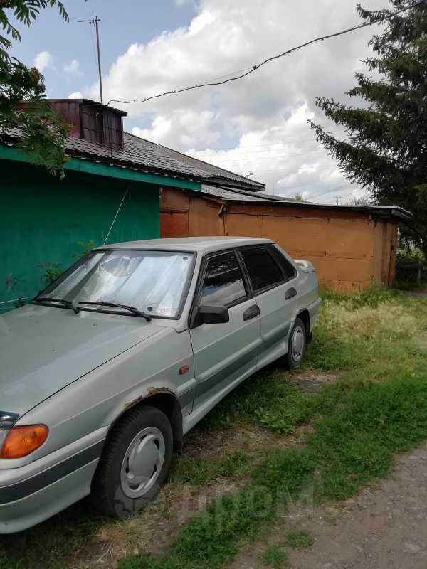 Лада 2115 Самара, 2002 год, 75 000 руб.