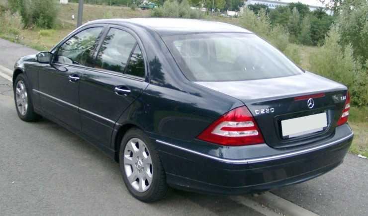 Mercedes-Benz C-Class, 2001 год, 590 000 руб.