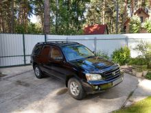 Новосибирск Highlander 2004