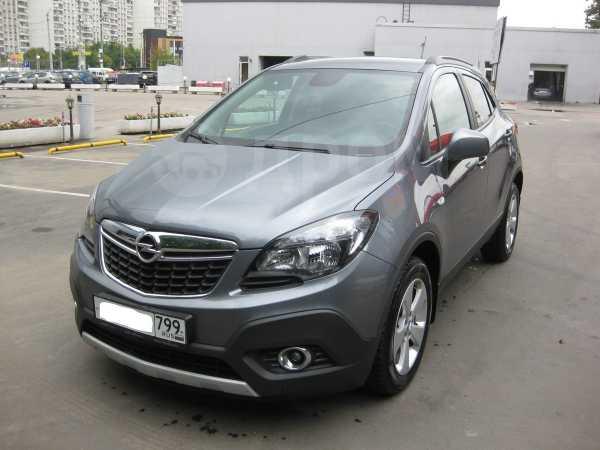 Opel Mokka, 2015 год, 750 000 руб.