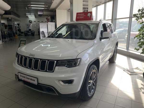 Jeep Grand Cherokee, 2018 год, 3 584 000 руб.