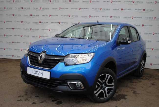 Renault Logan Stepway, 2019 год, 890 970 руб.