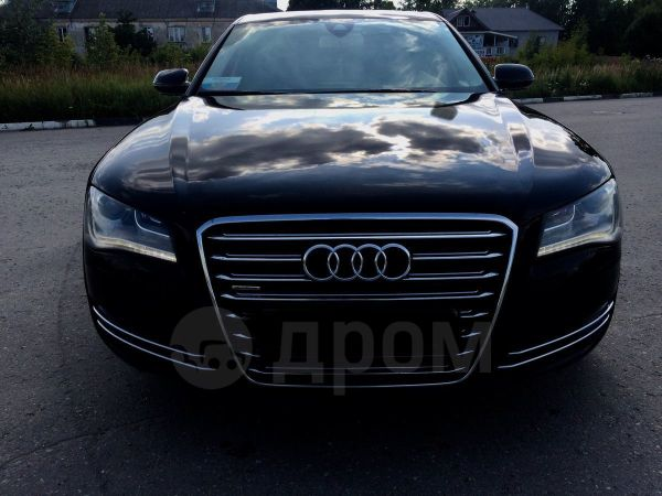 Audi A8, 2011 год, 1 430 000 руб.
