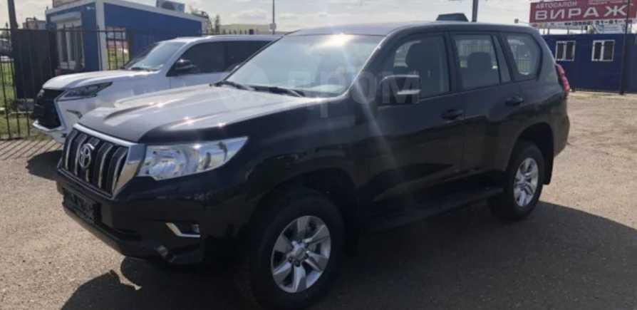 Toyota Land Cruiser Prado, 2019 год, 2 927 000 руб.