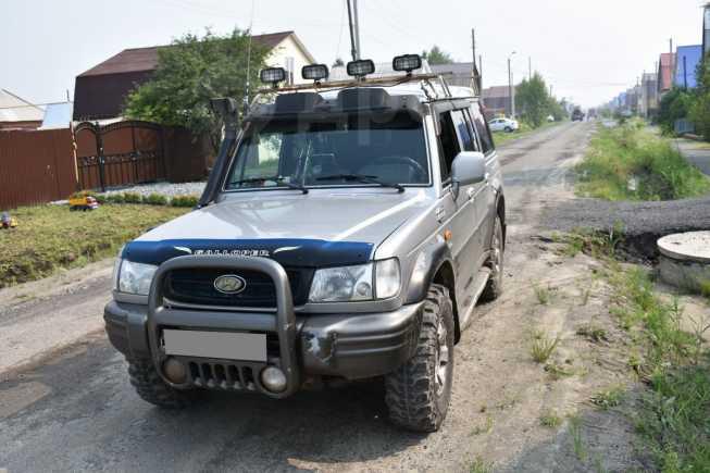Hyundai Galloper, 2002 год, 390 000 руб.