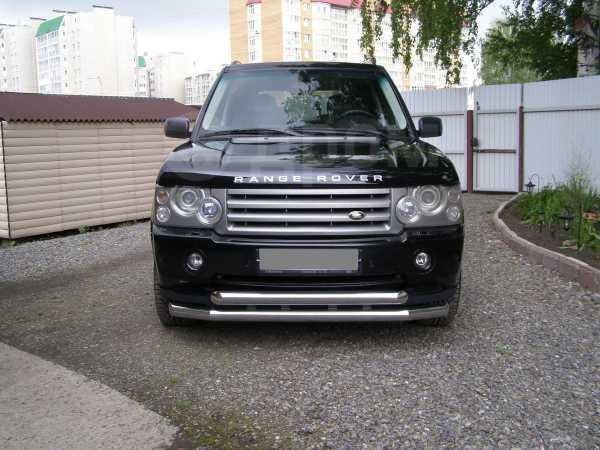 Land Rover Range Rover, 2005 год, 750 000 руб.