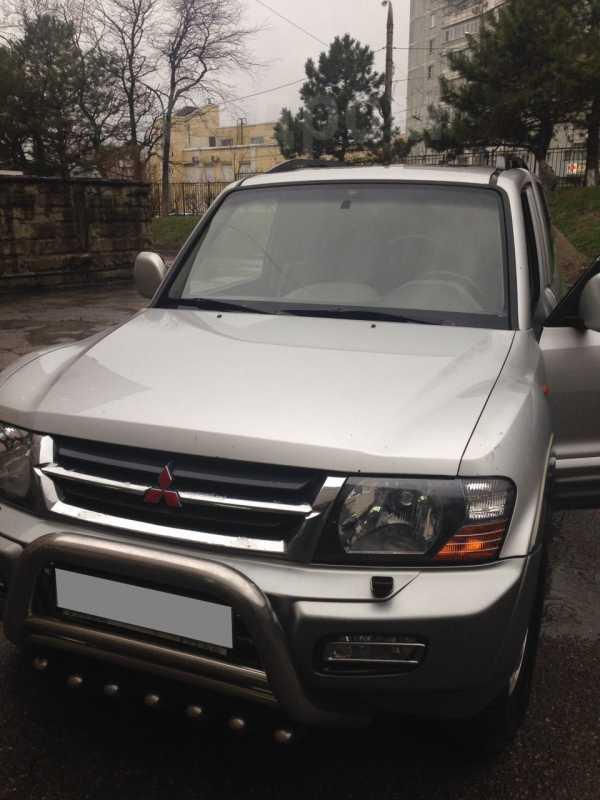 Mitsubishi Pajero, 2002 год, 500 000 руб.
