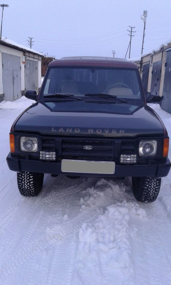 Land Rover Discovery, 1993 год, 320 000 руб.