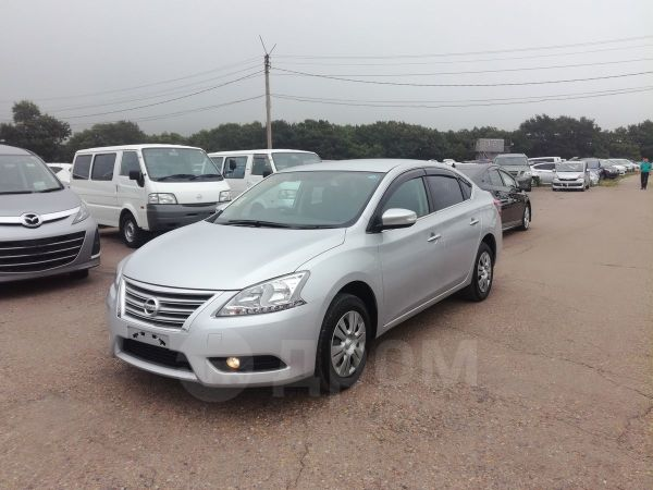Nissan Sylphy, 2018 год, 830 000 руб.