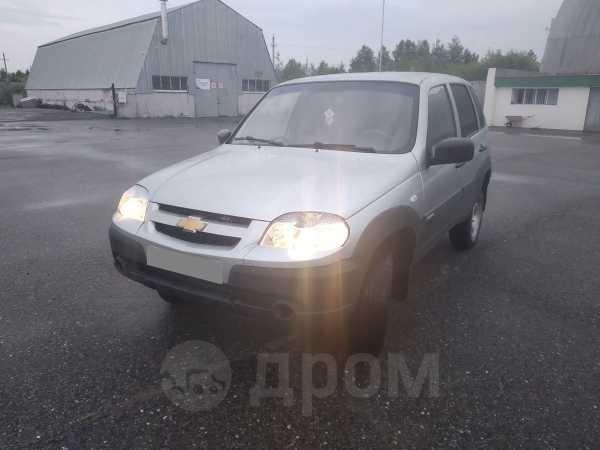 Chevrolet Niva, 2015 год, 260 000 руб.