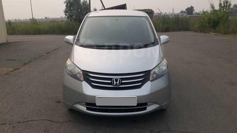 Honda Freed, 2009 год, 540 000 руб.