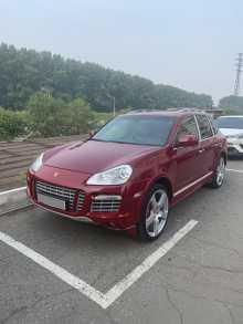 Новокузнецк Cayenne 2008