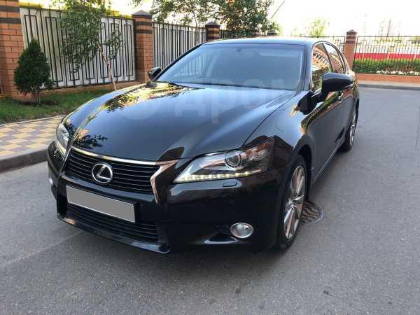 Lexus GS350, 2014 год, 1 630 000 руб.