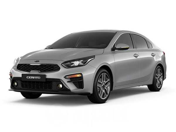 Kia Cerato, 2019 год, 1 134 900 руб.