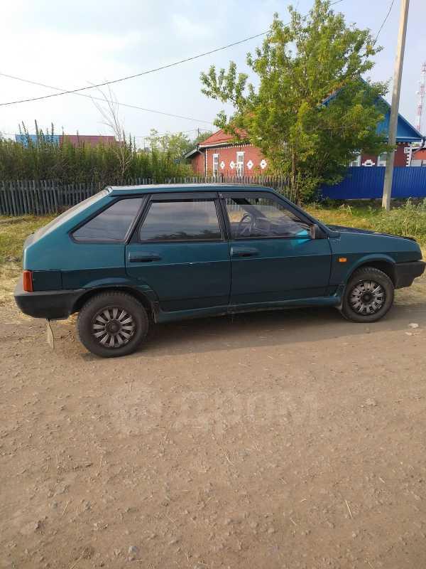 Лада 2109, 1999 год, 33 000 руб.