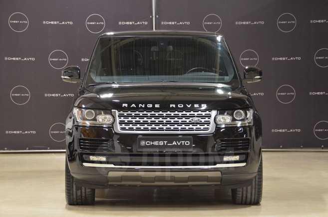 Land Rover Range Rover, 2015 год, 3 190 000 руб.