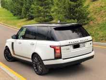 Уфа Range Rover 2017