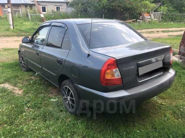 Hyundai Accent, 2006 год, 183 000 руб.