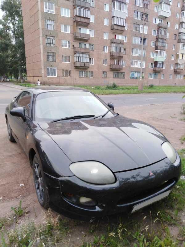 Mitsubishi FTO, 1995 год, 185 000 руб.