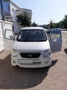 Краснодар Wagon R Solio 2002