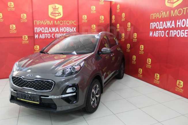 Kia Sportage, 2019 год, 1 664 900 руб.