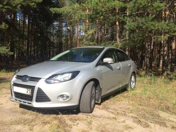 Ford Focus, 2013 год, 525 000 руб.