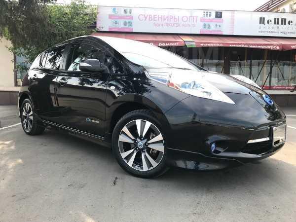Nissan Leaf, 2013 год, 707 000 руб.