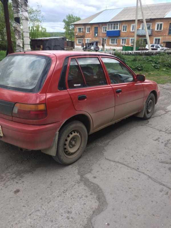 Toyota Starlet, 1991 год, 60 000 руб.