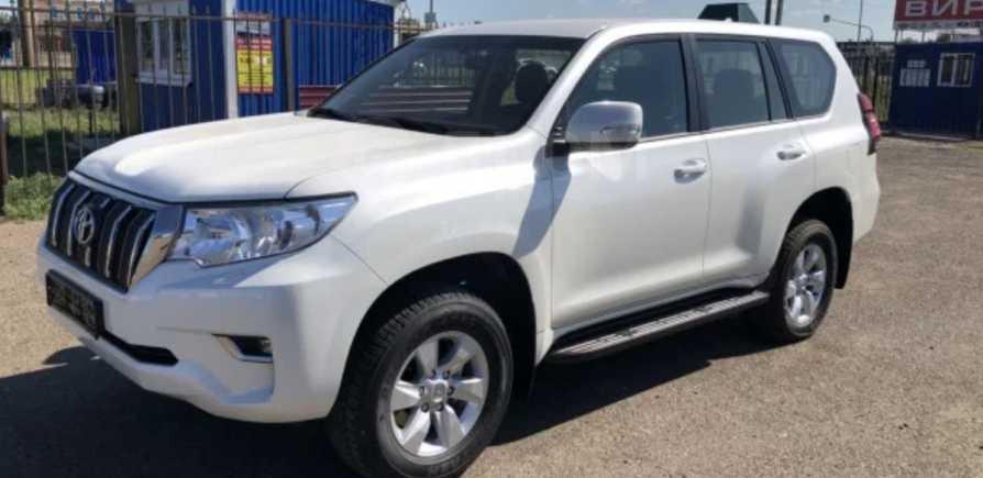 Toyota Land Cruiser Prado, 2019 год, 2 960 000 руб.