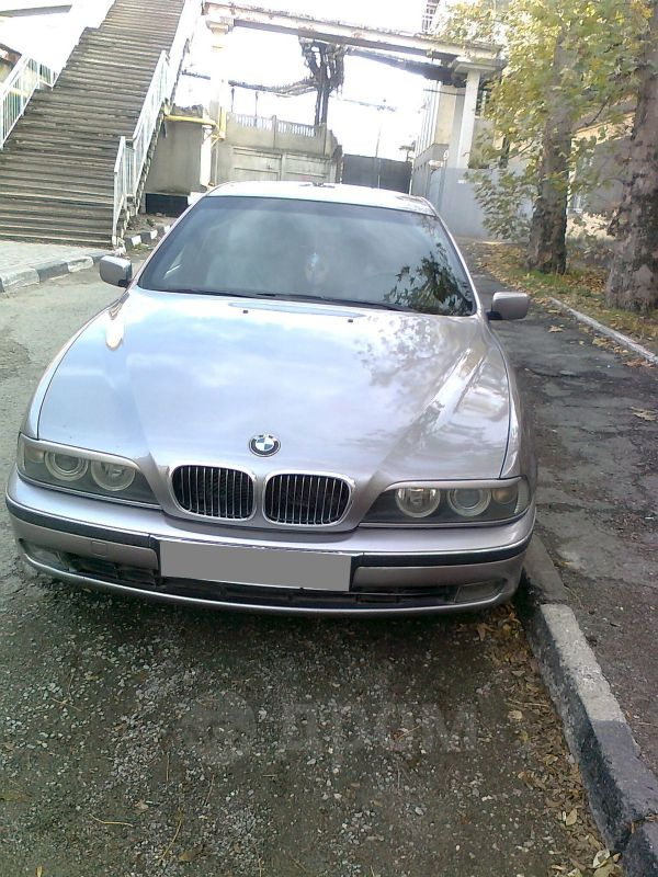 BMW 5-Series, 1999 год, 180 000 руб.