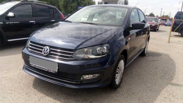 Volkswagen Polo, 2015 год, 537 000 руб.