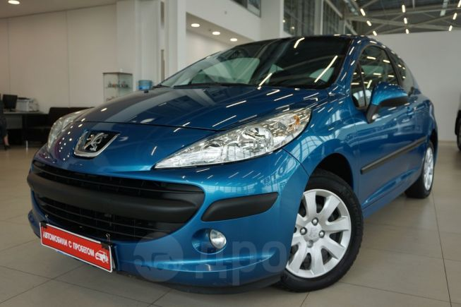 Peugeot 207, 2009 год, 287 000 руб.
