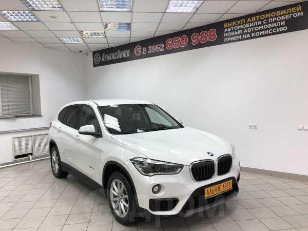 BMW X1, 2015 год, 1 640 000 руб.