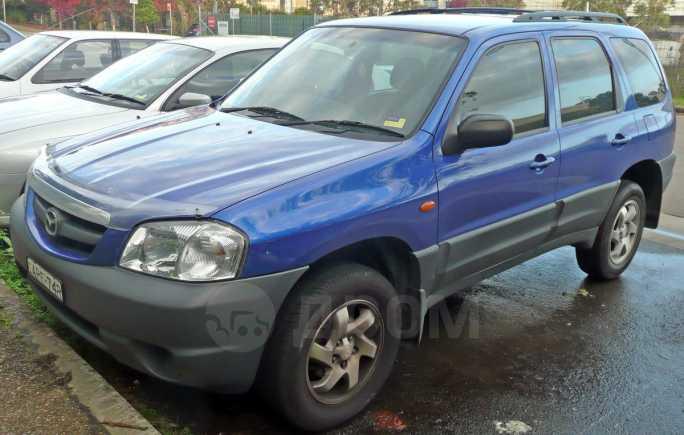 Mazda Tribute, 2002 год, 340 000 руб.