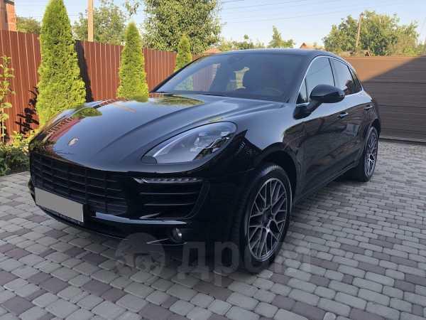 Porsche Macan, 2017 год, 3 300 000 руб.