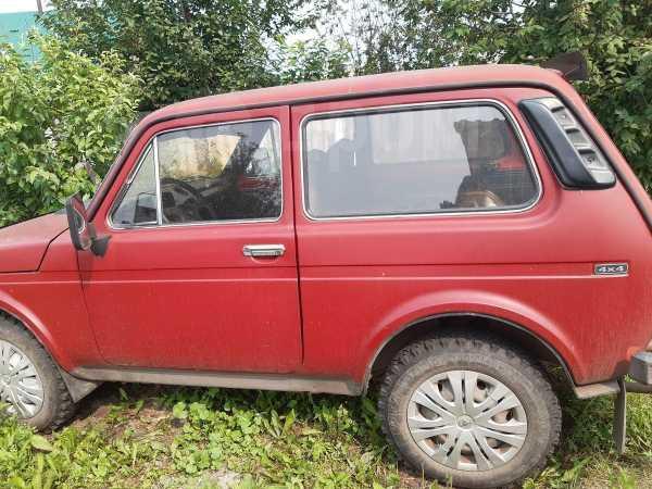 Лада 4x4 2121 Нива, 1990 год, 60 000 руб.