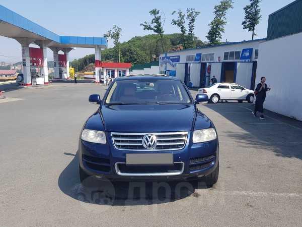 Volkswagen Touareg, 2003 год, 780 000 руб.