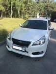 Subaru Legacy, 2014 год, 1 100 000 руб.
