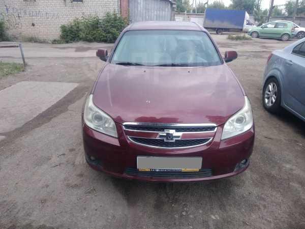Chevrolet Epica, 2008 год, 300 000 руб.