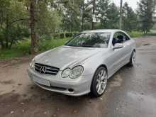 Красноярск CLK-Class 2002