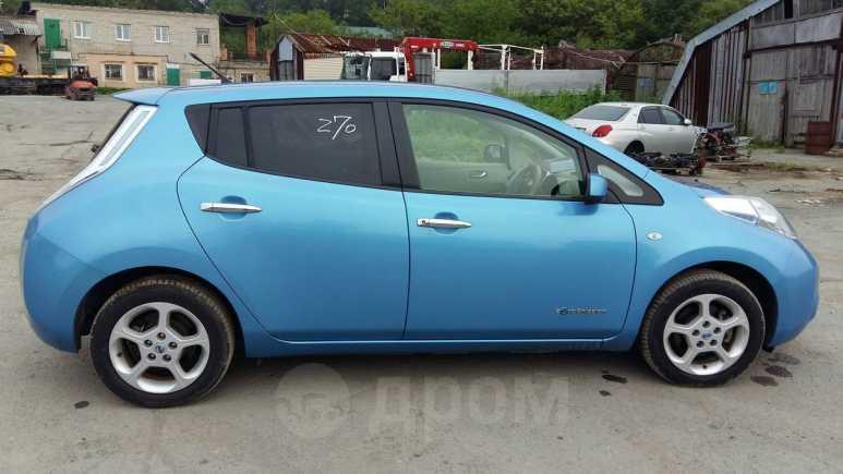 Nissan Leaf, 2011 год, 375 000 руб.