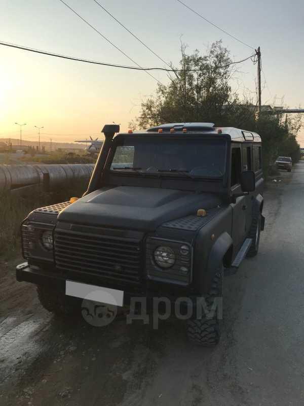 Land Rover Defender, 2010 год, 900 000 руб.