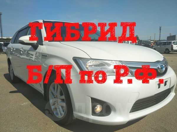 Toyota Corolla Fielder, 2013 год, 755 000 руб.