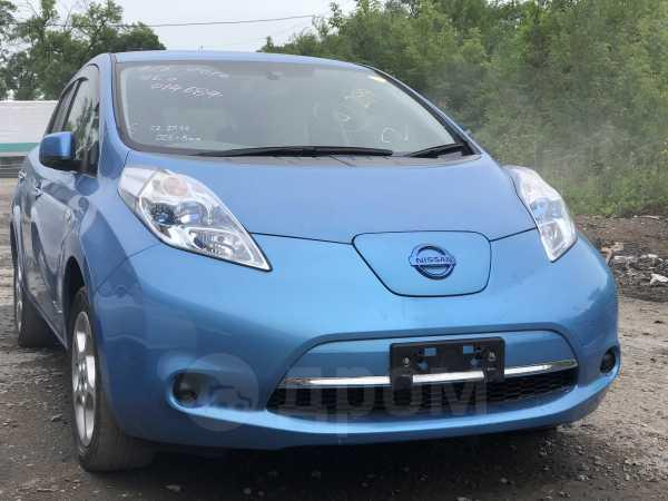 Nissan Leaf, 2012 год, 329 000 руб.