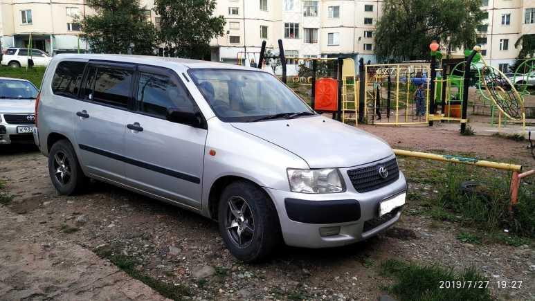 Toyota Succeed, 2002 год, 269 000 руб.