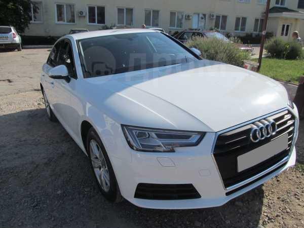 Audi A4, 2017 год, 1 600 000 руб.
