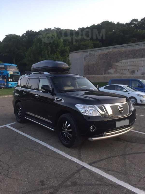 Nissan Patrol, 2012 год, 1 900 000 руб.