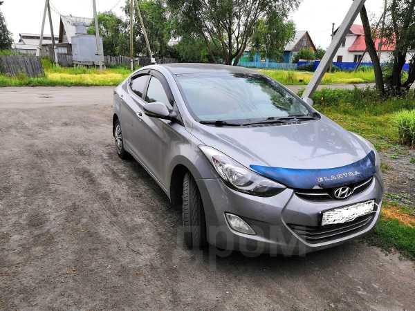 Hyundai Elantra, 2011 год, 540 000 руб.
