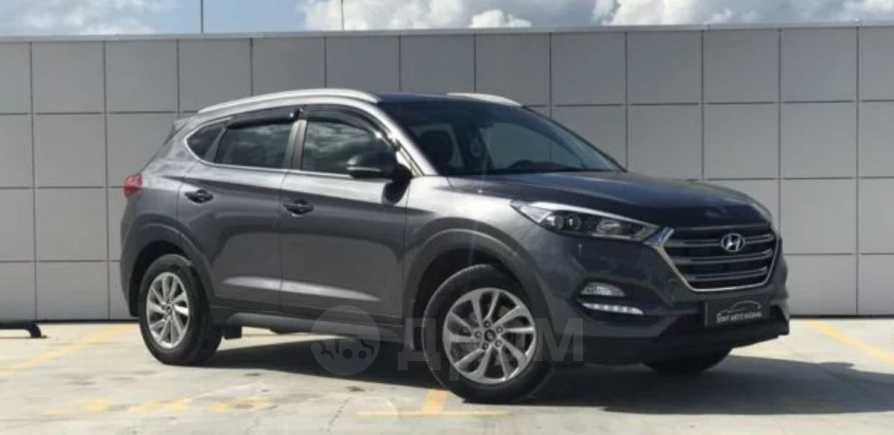 Hyundai Tucson, 2017 год, 1 650 000 руб.