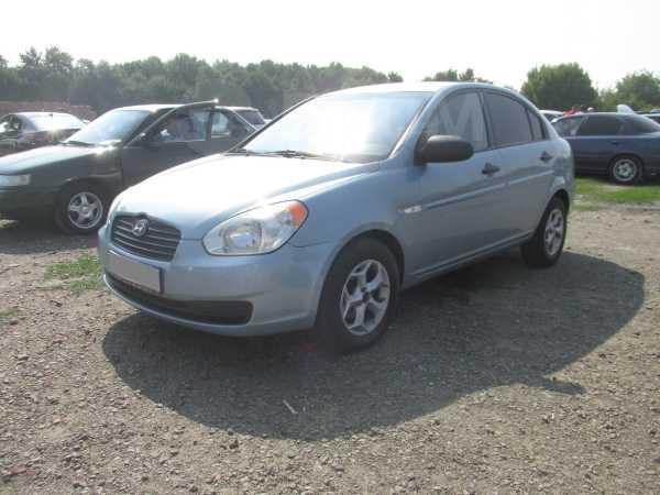Hyundai Verna, 2008 год, 238 000 руб.